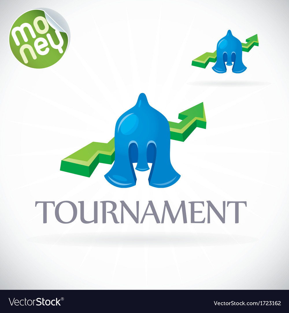 Finance tournament vector | Price: 1 Credit (USD $1)
