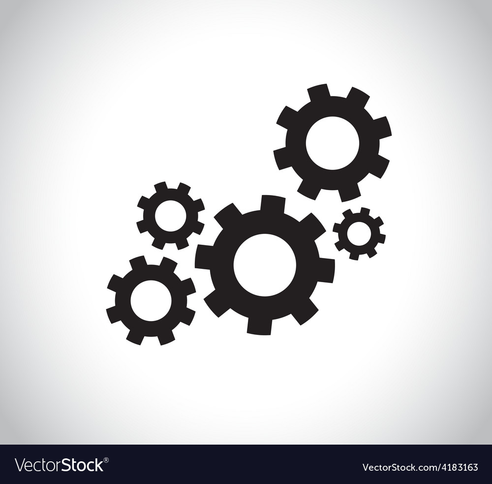 Cogs vector | Price: 1 Credit (USD $1)