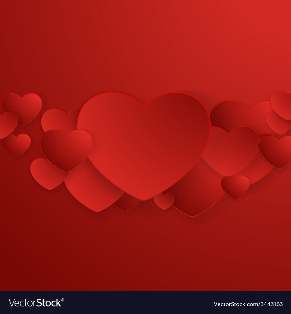 Valentines day abstract background eps 10 vector | Price: 1 Credit (USD $1)