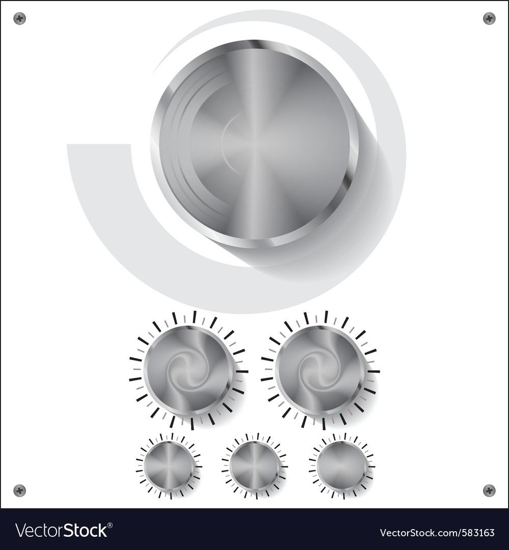 Volume knob control vector   Price: 1 Credit (USD $1)