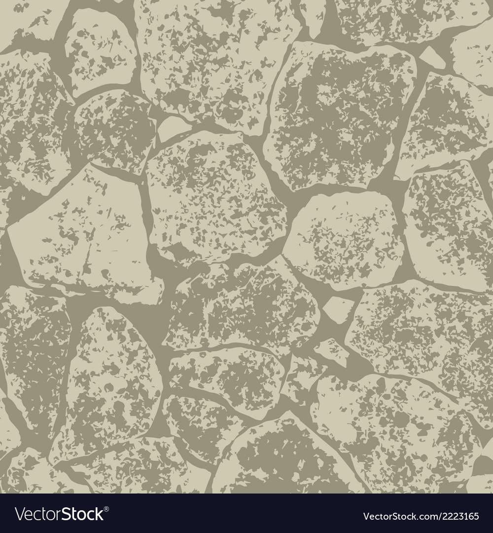 Stone masonry wall background vector | Price: 1 Credit (USD $1)