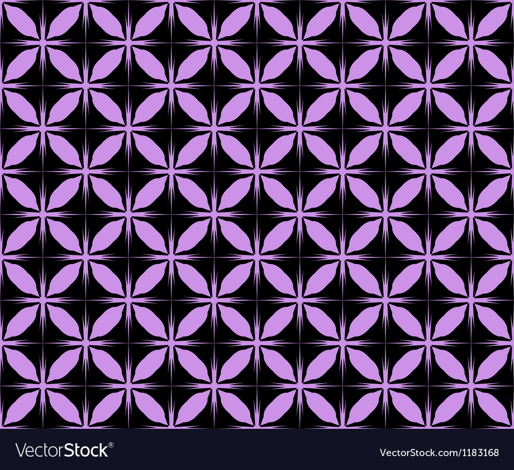 Bright black-and-purple seamless background vector | Price: 1 Credit (USD $1)