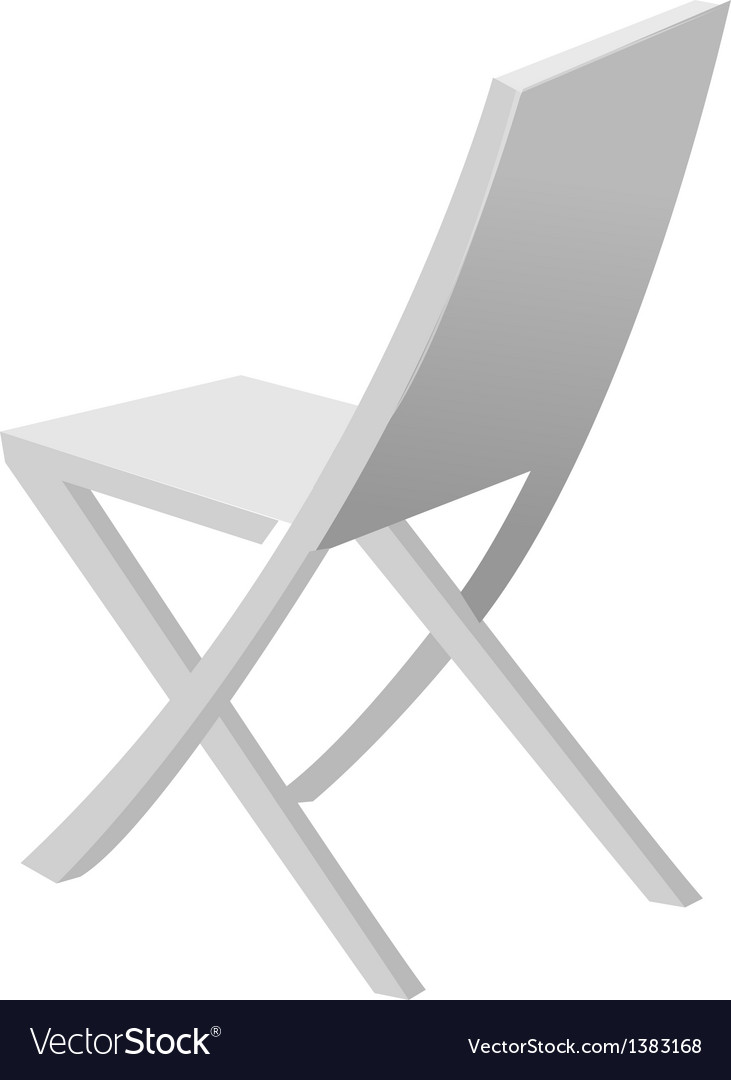 Icon chair vector | Price: 1 Credit (USD $1)