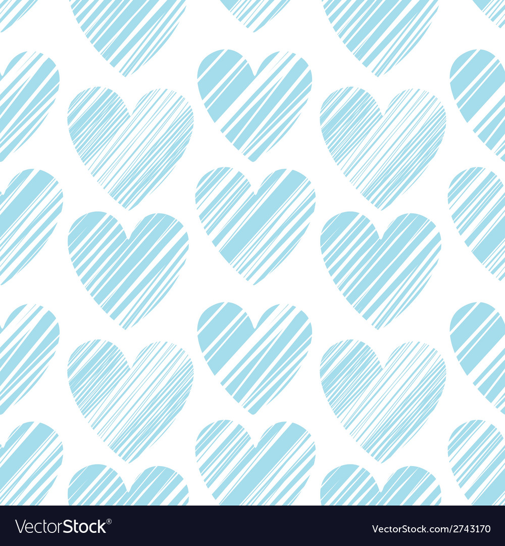 Seamless pattern with bright hand drawn grunge vector | Price: 1 Credit (USD $1)