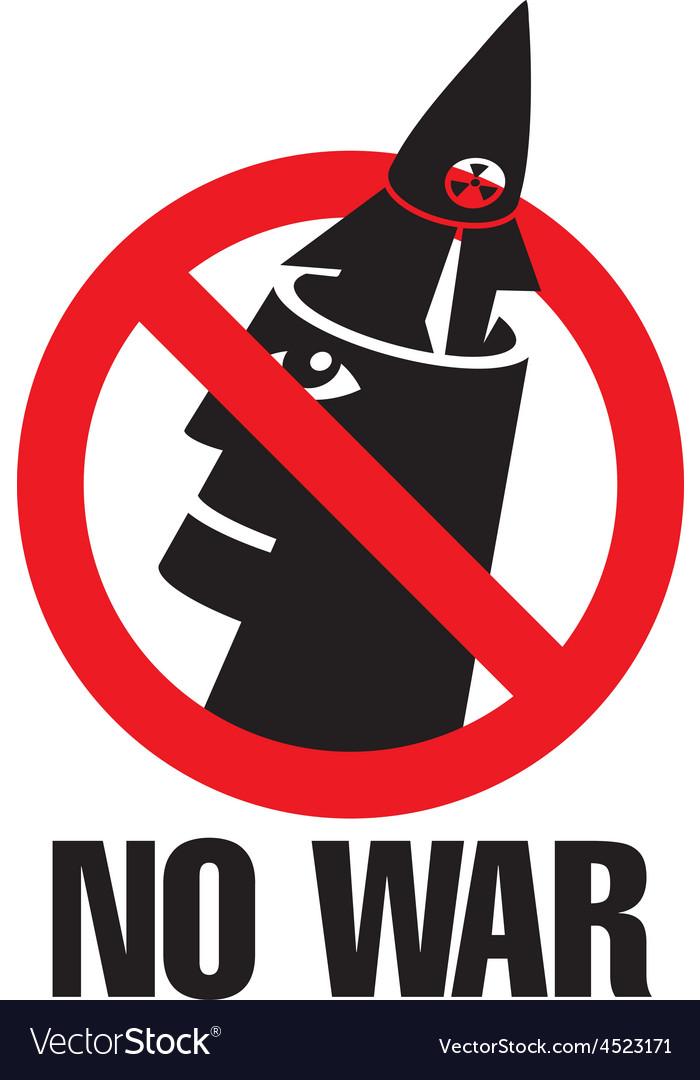 No war vector | Price: 1 Credit (USD $1)
