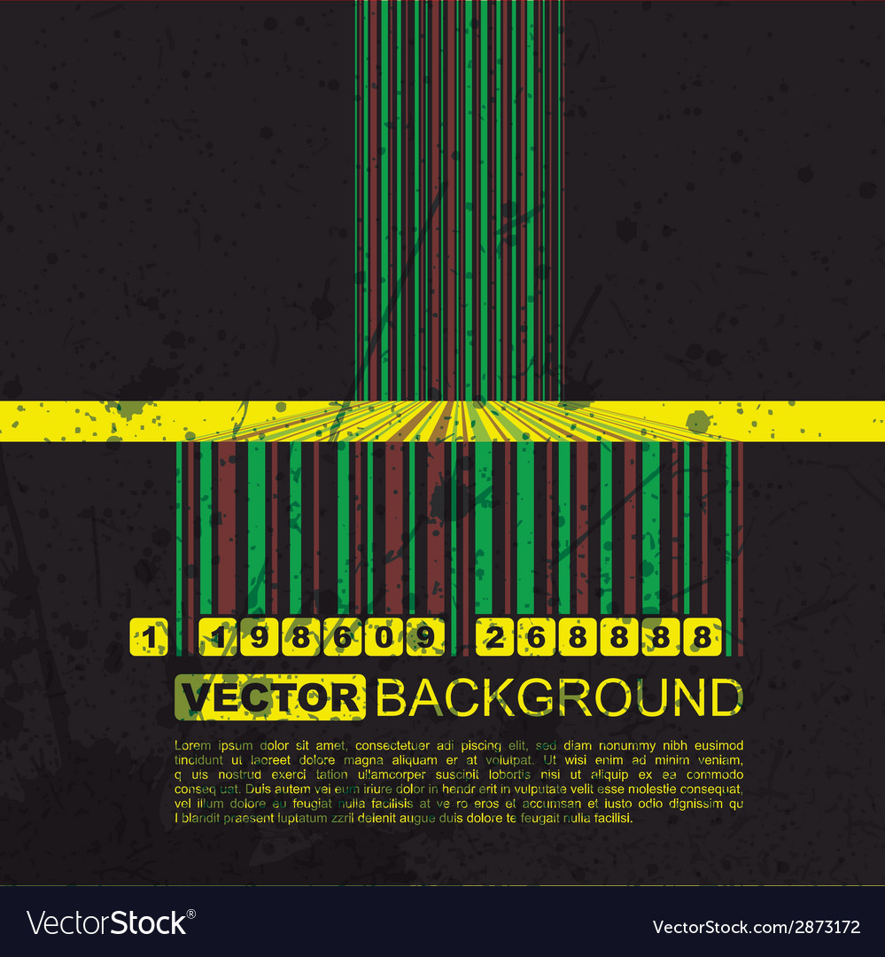 Abstract grunge background - vector | Price: 1 Credit (USD $1)