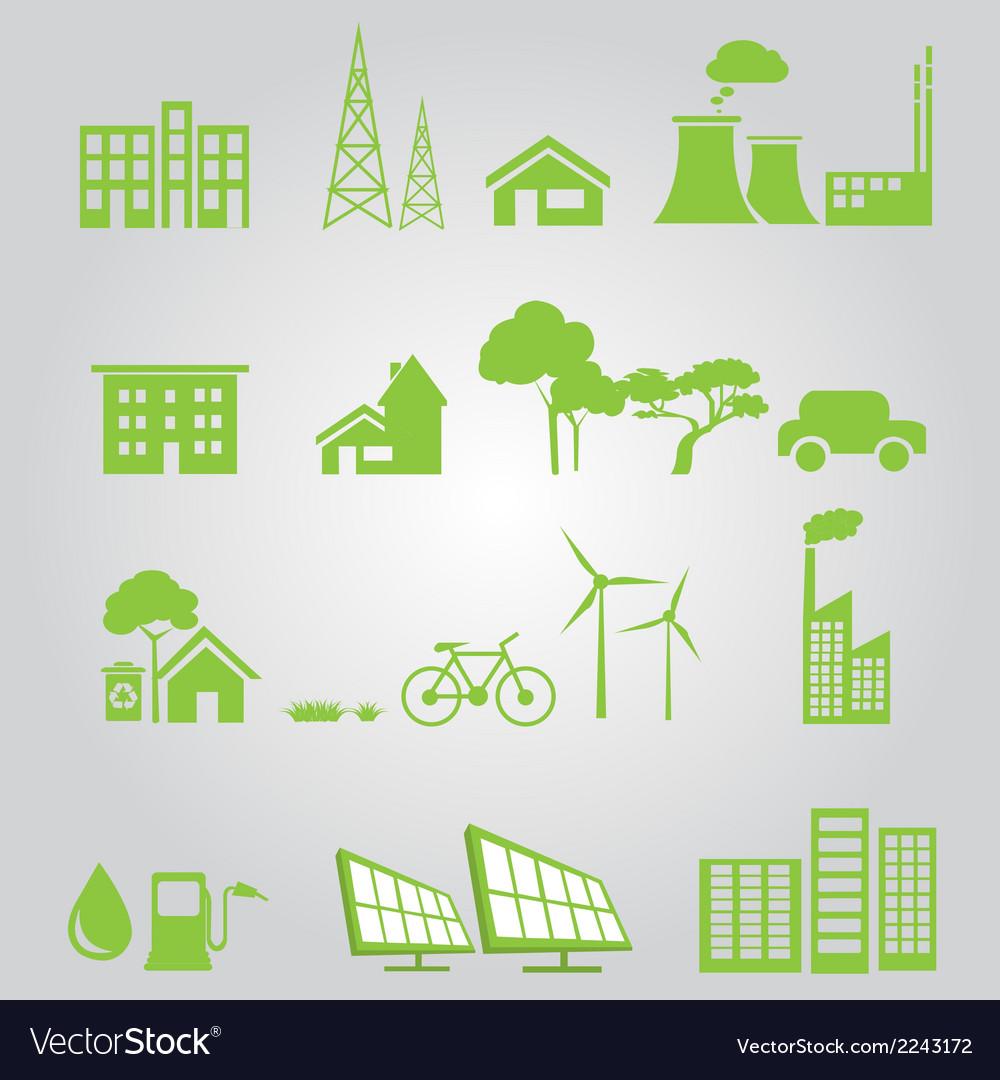 Renewable green vector | Price: 1 Credit (USD $1)