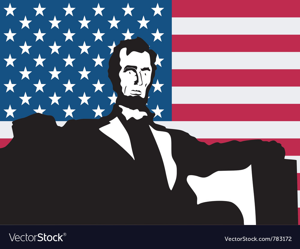 Silhouette of washington vector | Price: 1 Credit (USD $1)