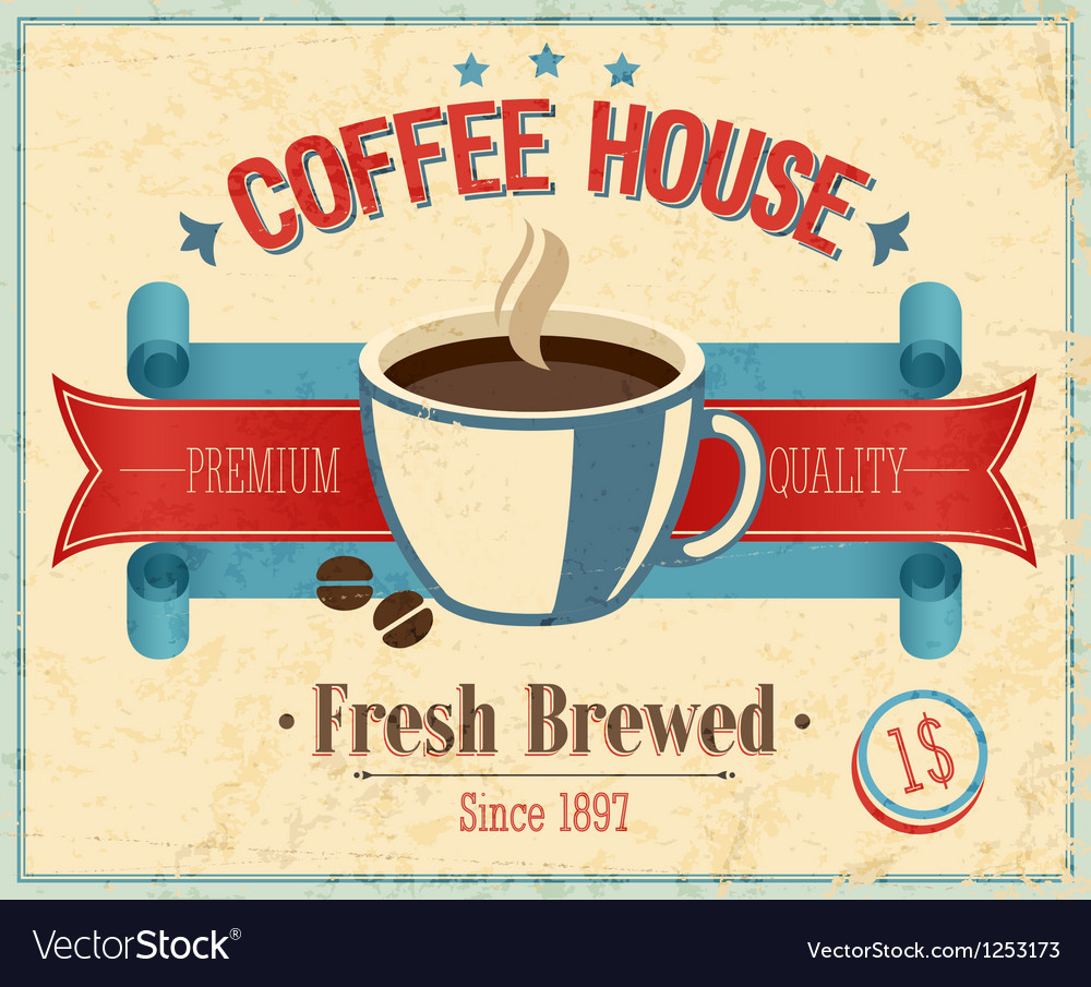 Coffee2 color vector | Price: 3 Credit (USD $3)