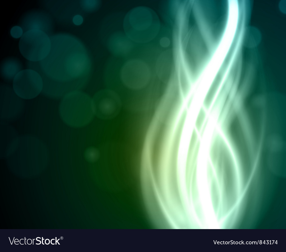 Abstract light beam vector | Price: 1 Credit (USD $1)