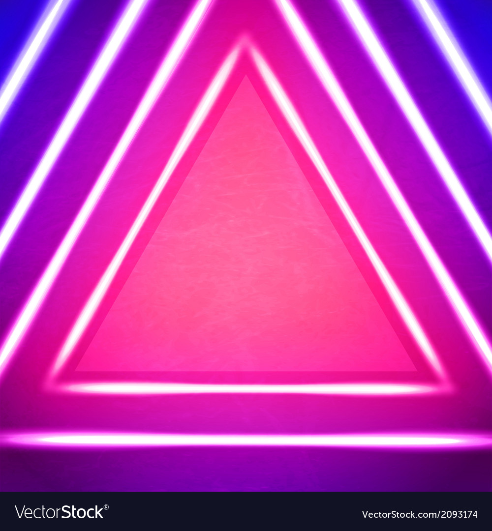 Geometric background with triangle vector | Price: 1 Credit (USD $1)