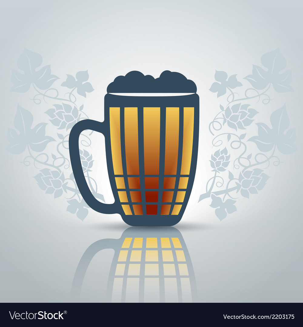 Pintofbeer vector | Price: 1 Credit (USD $1)