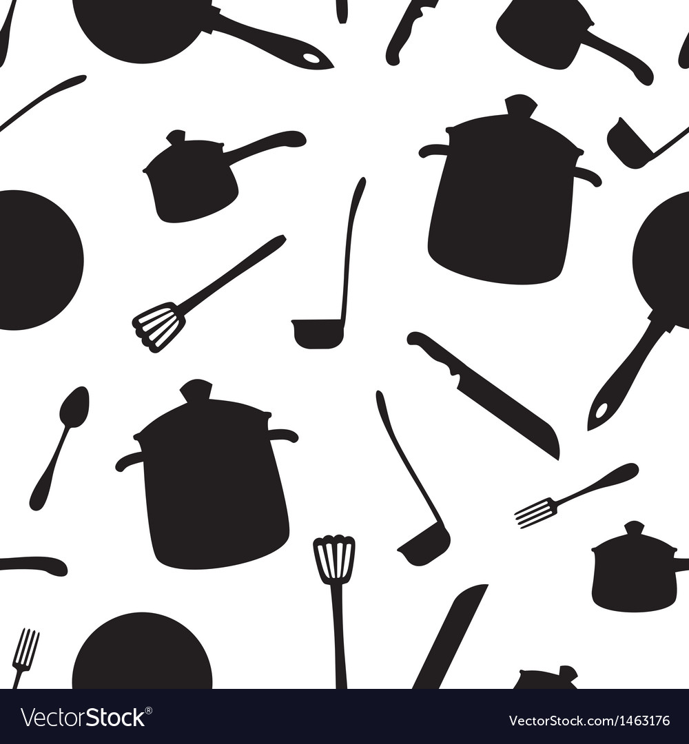 Cutlerry pattern vector | Price: 1 Credit (USD $1)