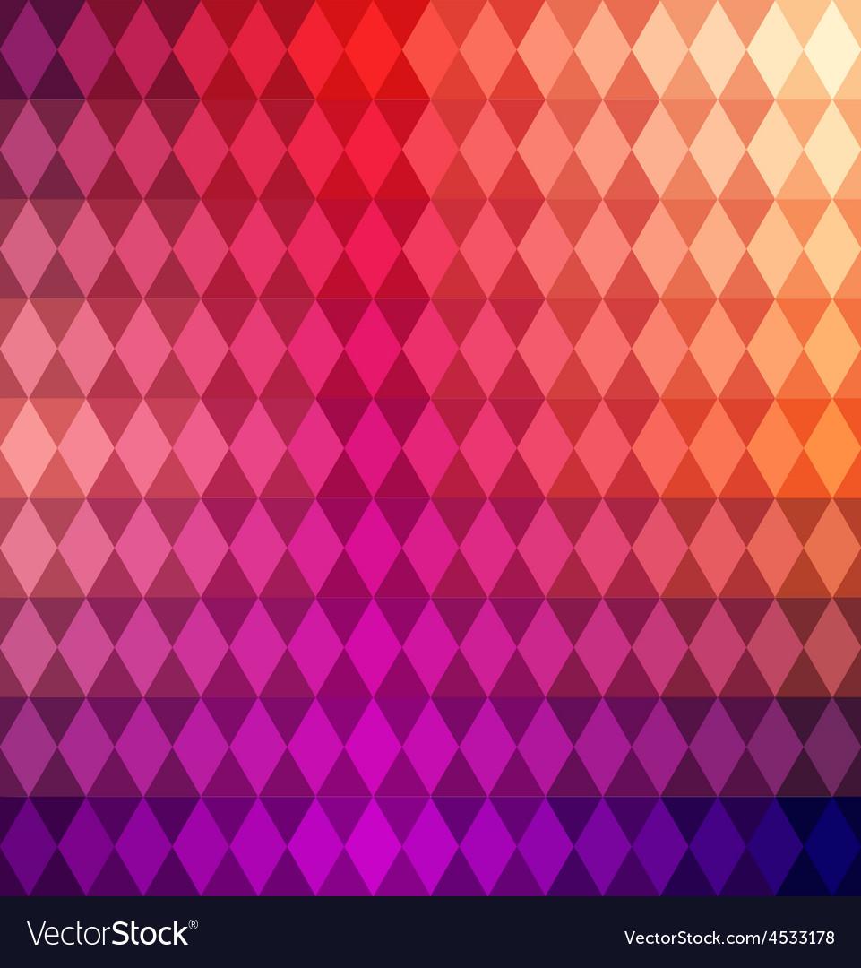 Geometric shining pattern with rhombus vector | Price: 1 Credit (USD $1)