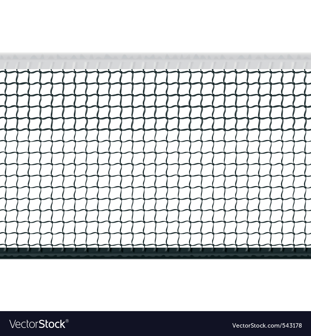 Seamless tennis net vector | Price: 1 Credit (USD $1)