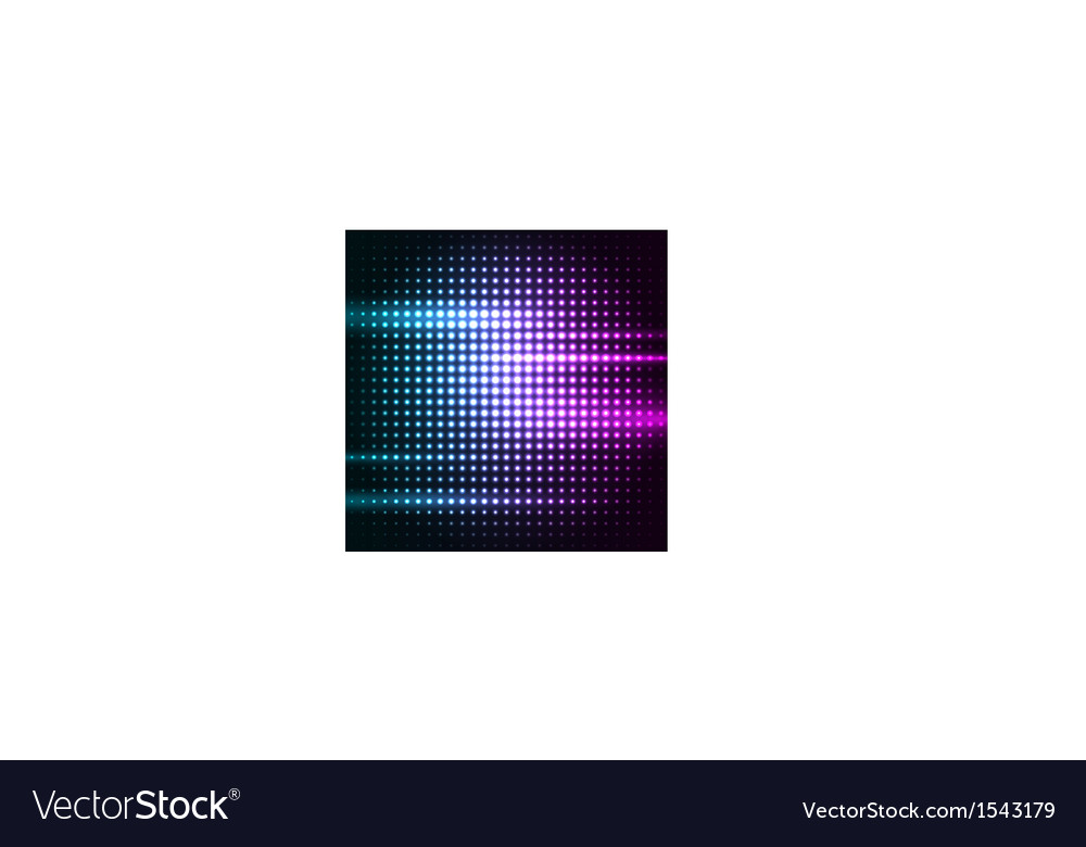 Abstract colorful disco background vector | Price: 1 Credit (USD $1)