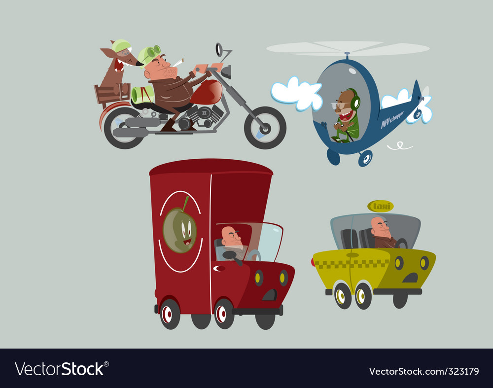 Transport vector | Price: 5 Credit (USD $5)