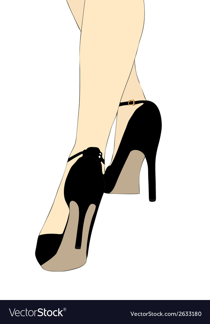A walk very sexy vector | Price: 1 Credit (USD $1)