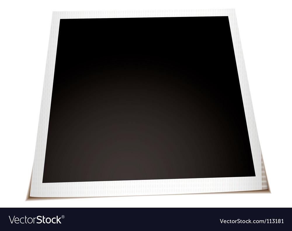 Instant photo vector   Price: 1 Credit (USD $1)