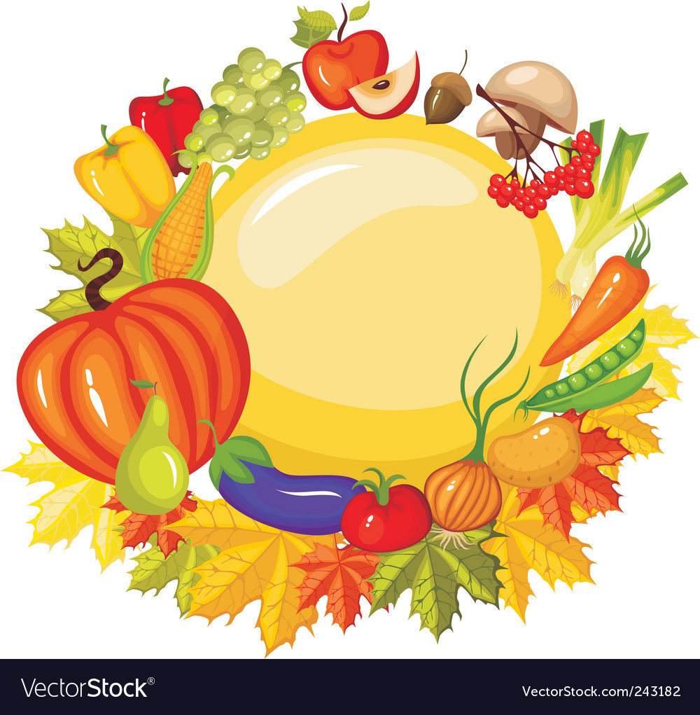 Harvest card vector | Price: 1 Credit (USD $1)