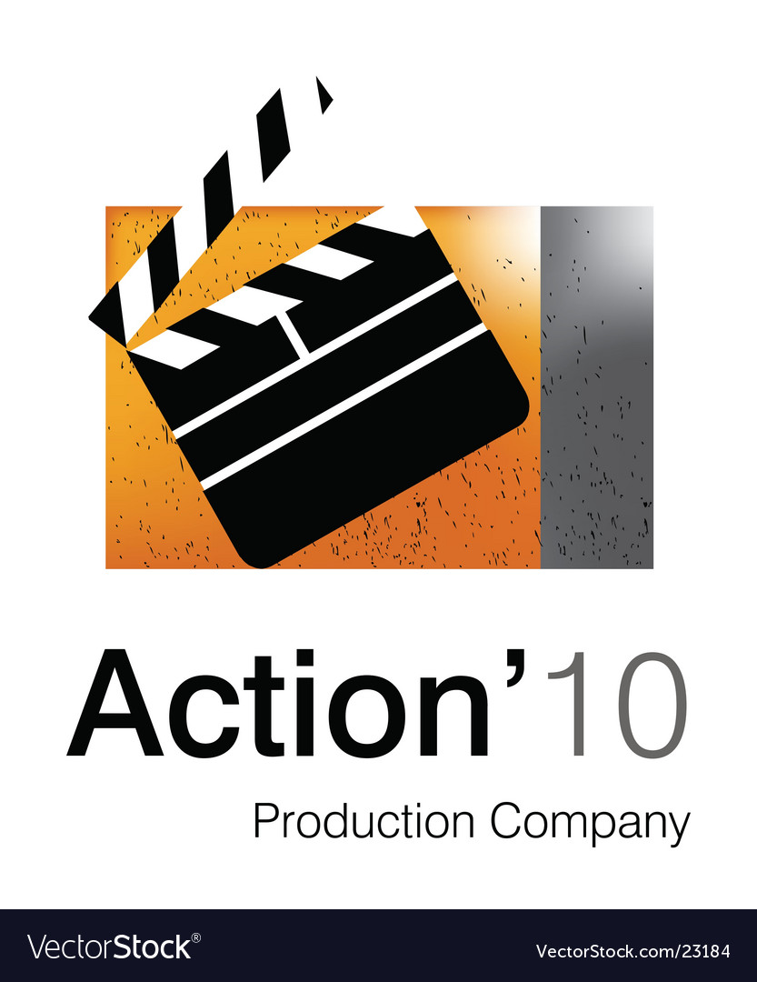 Action logo vector | Price: 1 Credit (USD $1)