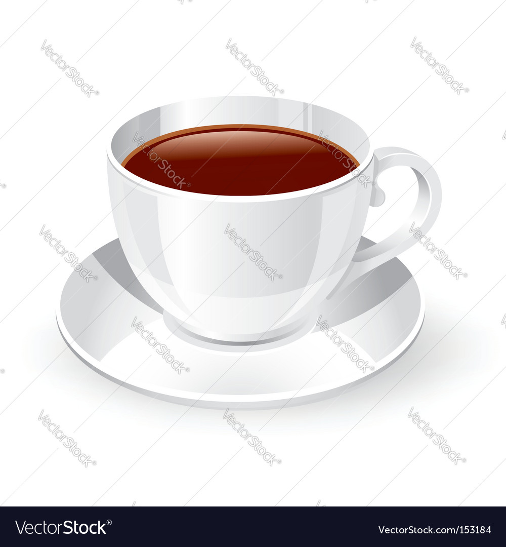 White cup vector   Price: 1 Credit (USD $1)