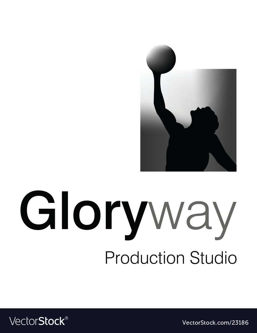 Glory way logo vector | Price: 1 Credit (USD $1)