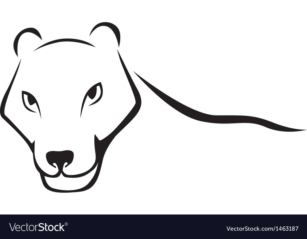 Panther vector | Price: 1 Credit (USD $1)