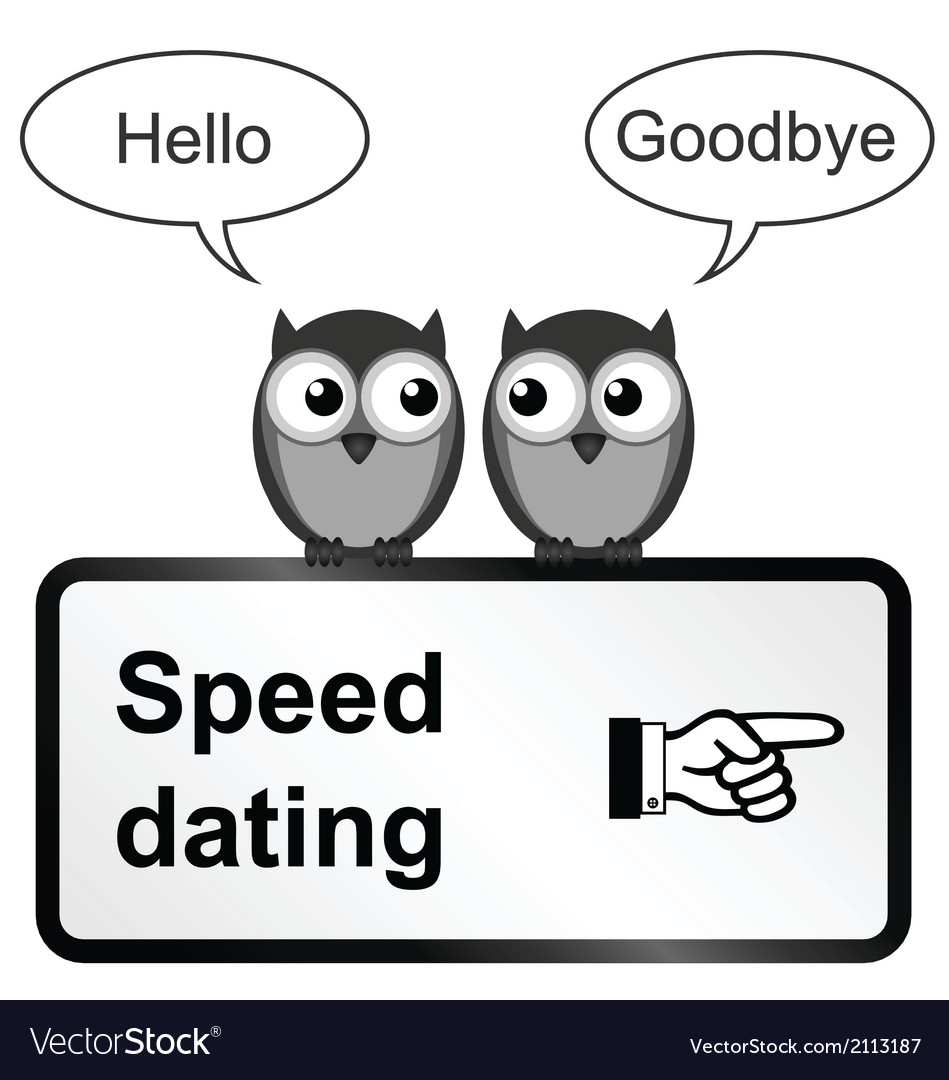 Speed dating vector | Price: 1 Credit (USD $1)