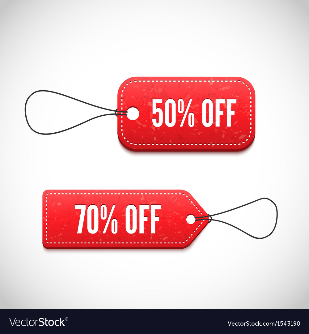 3d price tags vector | Price: 1 Credit (USD $1)