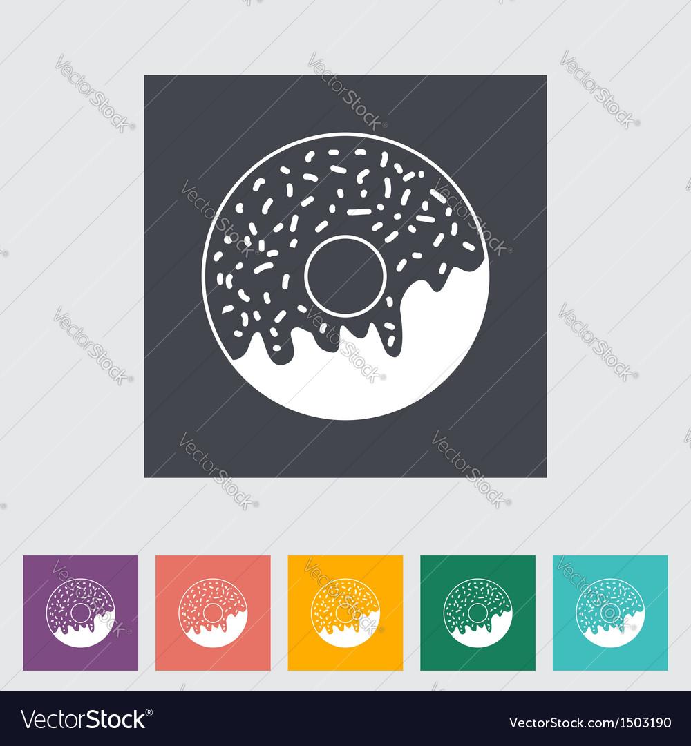 Donut 2 vector | Price: 1 Credit (USD $1)