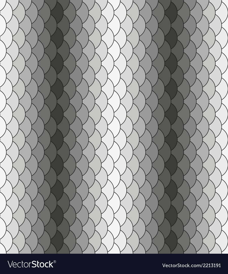 Scales seamless texture vector | Price: 1 Credit (USD $1)