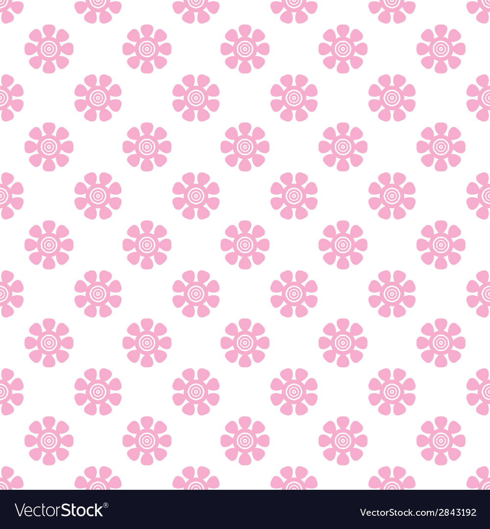 Cute abstract geometric bright seamless pattern vector | Price: 1 Credit (USD $1)