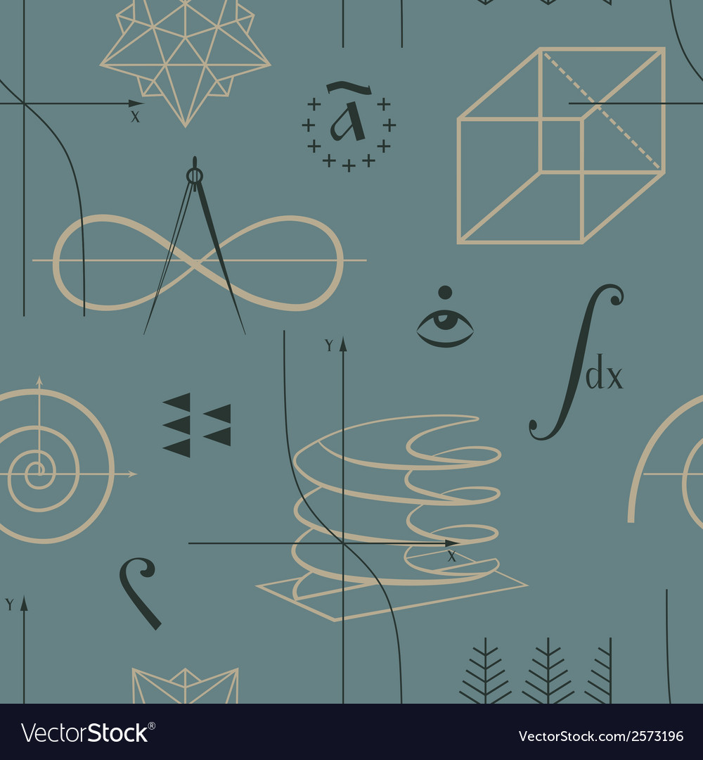 Functions seamless vector | Price: 1 Credit (USD $1)