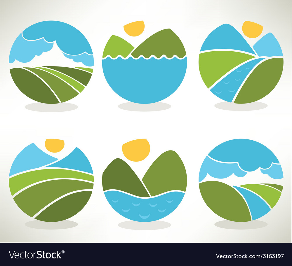 Lovely nature vector | Price: 1 Credit (USD $1)