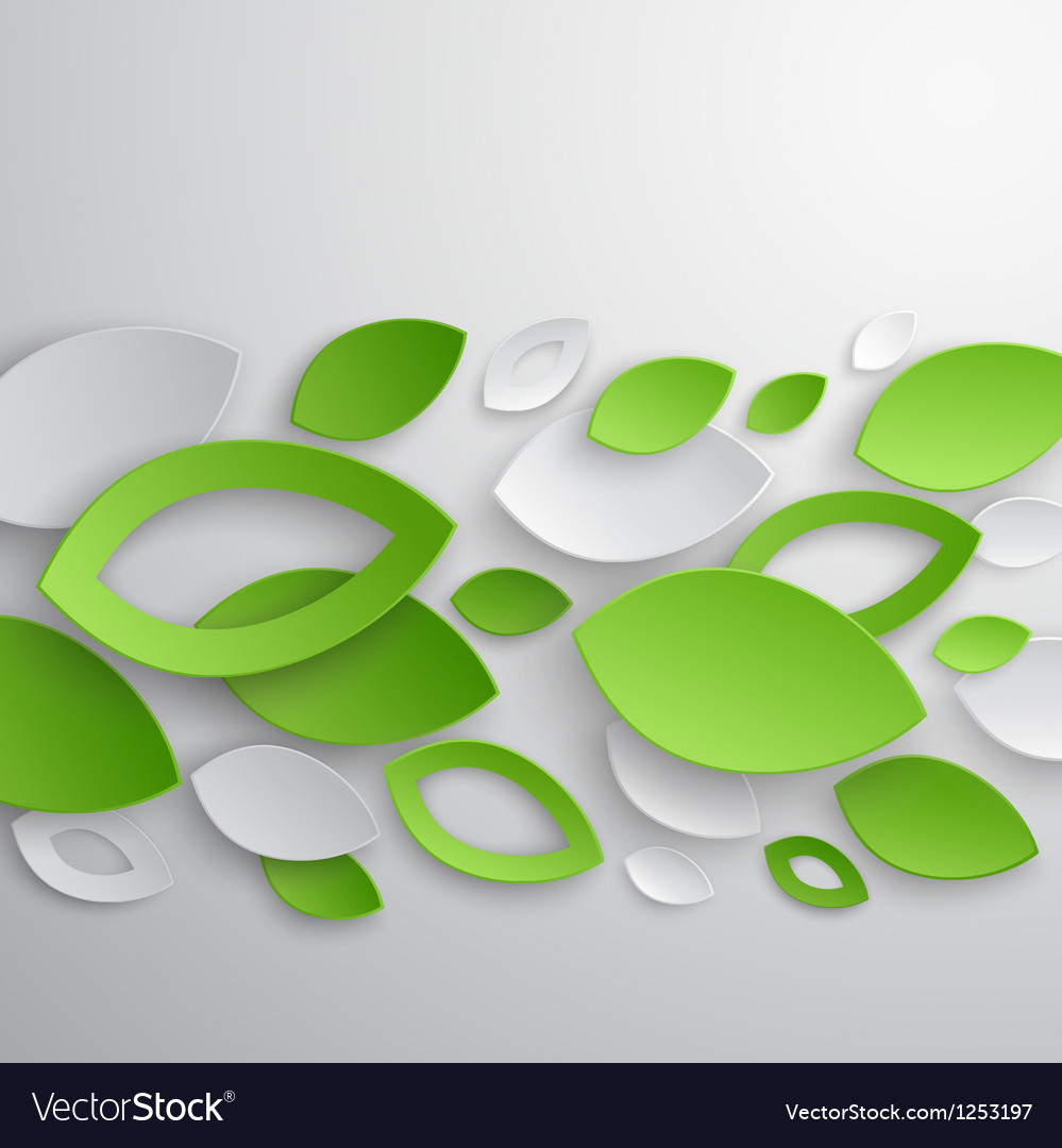 Paper leaves2 vector | Price: 1 Credit (USD $1)