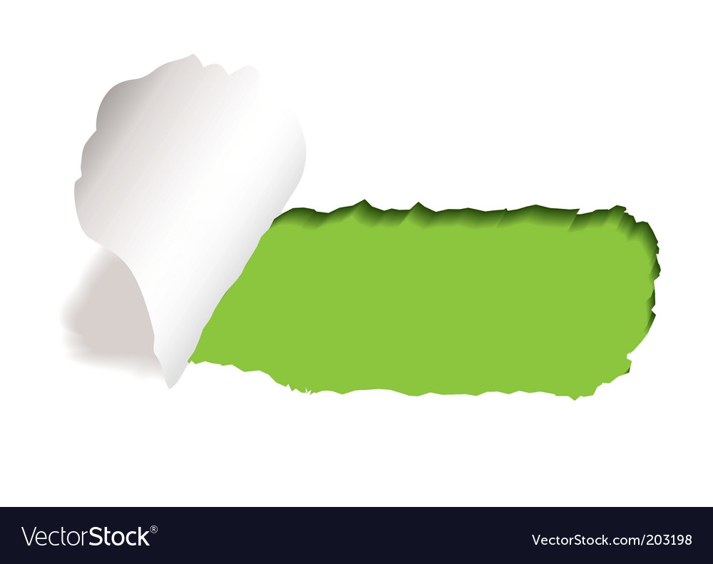 Paper tear vector | Price: 1 Credit (USD $1)