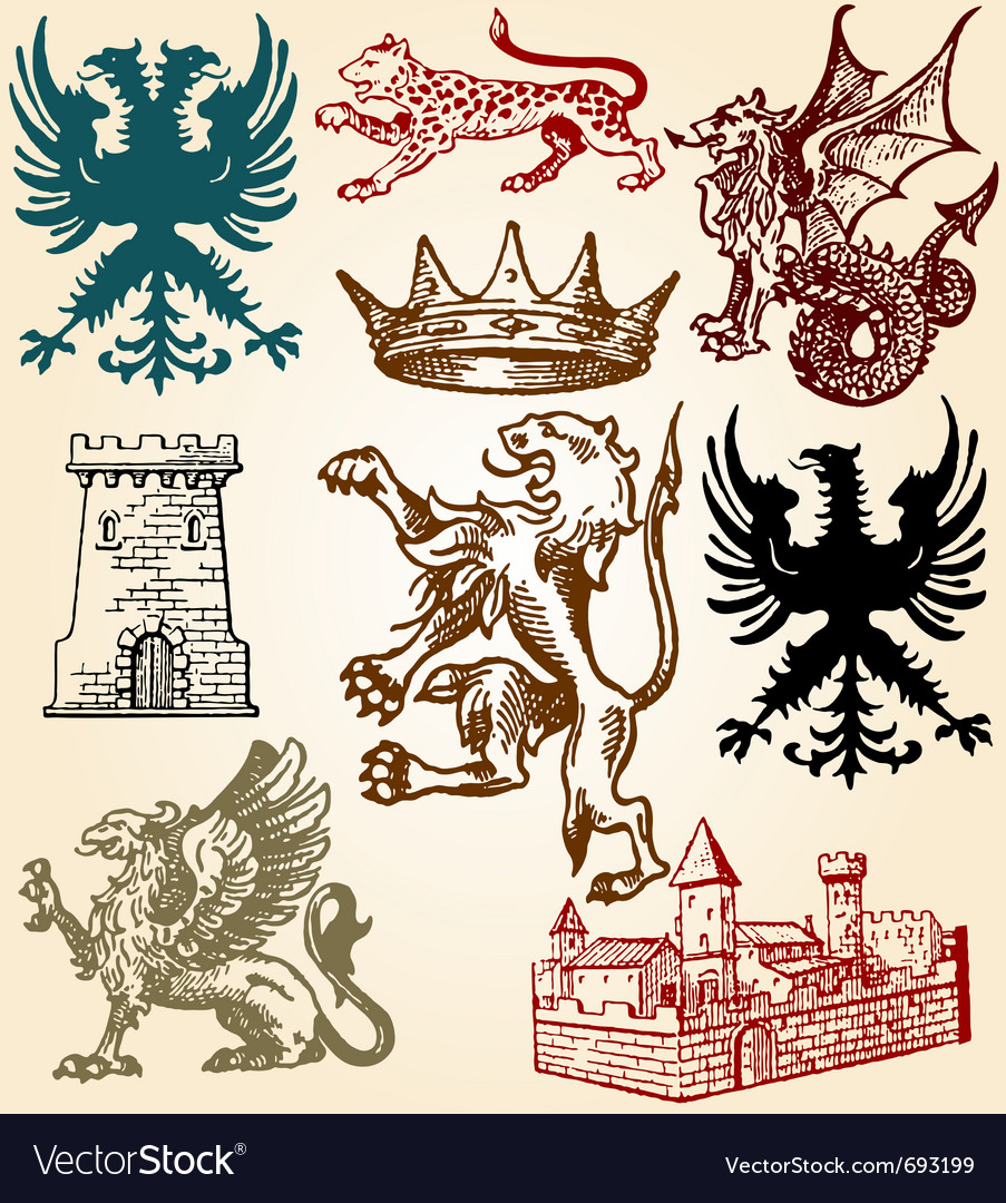 Heraldic vector | Price: 1 Credit (USD $1)
