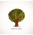 Doodle tree vector