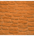Brick wall background vector