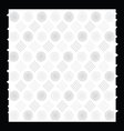 Background with gray element vector