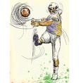 Topic american football vector