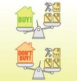Housing costs vector