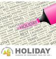 Holiday vector