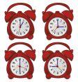 Isolated clocks vector
