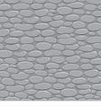 Seamless texture walls of natural stone vector