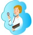 Profession medicine nurse vector