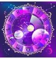 Horoscope circle vector