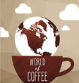 World coffe vector