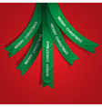 Creative christmas tree vector